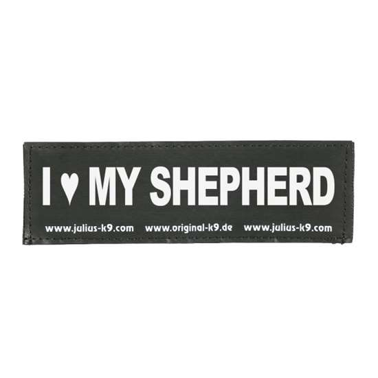 Picture of I ♥ MY SHEPHERD (162LR-G-32649)