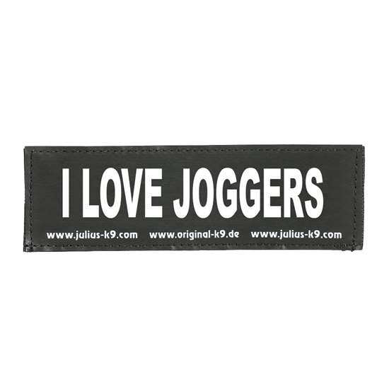 Picture of I LOVE JOGGERS (162LR-G-32663)