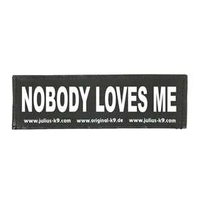 Picture of NOBODY LOVES ME (162LR-G-33424)