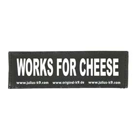 Picture of WORKS FOR CHEESE (162LR-G-42396)