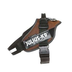 Picture of Chocolate brown, Size 2 Julius-K9 IDC® Powerharness