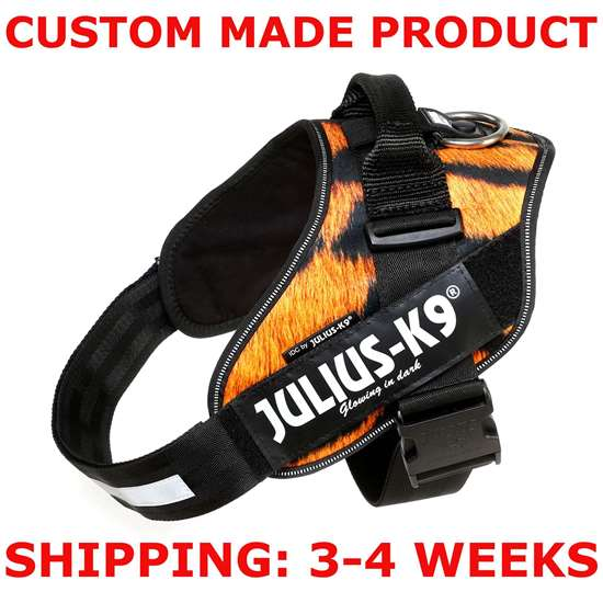 Picture of Tiger, Size 1 Julius-K9 IDC® Powerharness