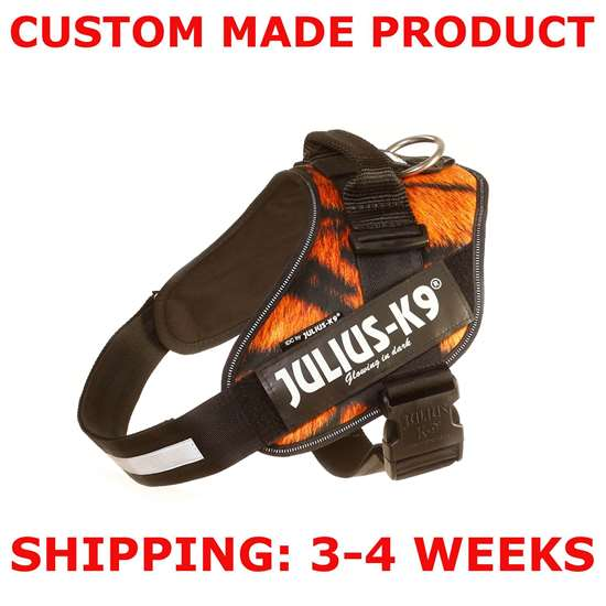 Picture of Tiger, Size 2 Julius-K9 IDC® Powerharness