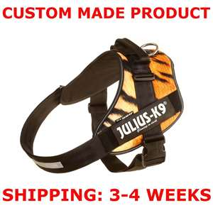 Picture of Tiger, Size 4 Julius-K9 IDC® Powerharness