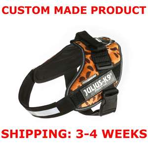 Picture of Leopard, Size 0 Julius-K9 IDC® Powerharness