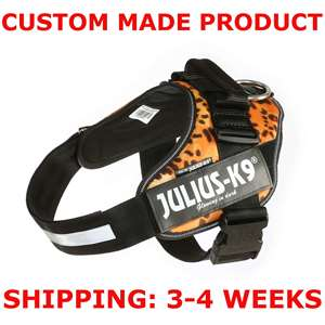 Picture of Leopard, Size 1 Julius-K9 IDC® Powerharness