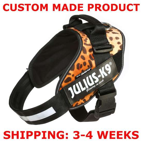 Picture of Leopard, Size 2 Julius-K9 IDC® Powerharness