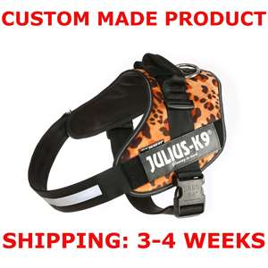 Picture of Leopard, Size 3 Julius-K9 IDC® Powerharness