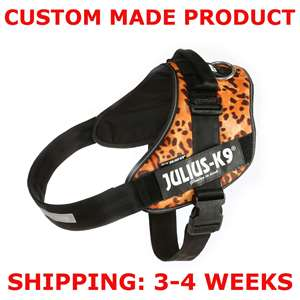 Picture of Leopard, Size 4 Julius-K9 IDC® Powerharness
