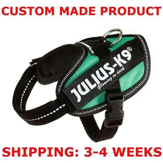 Picture of Grass Green, Baby 2 Julius-K9 IDC® Powerharness