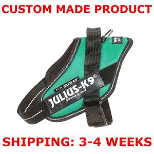 Picture of Grass Green, Mini Julius-K9 IDC® Powerharness