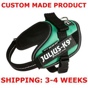 Picture of Grass Green, Mini-Mini Julius-K9 IDC® Powerharness