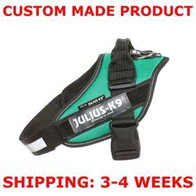 Picture of Grass Green, Size 0 Julius-K9 IDC® Powerharness