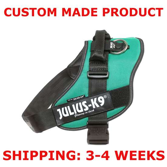 Picture of Grass Green, Size 3 Julius-K9 IDC® Powerharness