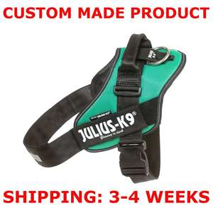 Picture of Grass Green, Size 4 Julius-K9 IDC® Powerharness