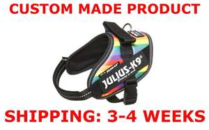 Picture of Rainbow, Mini-Mini Julius-K9 IDC® Powerharness