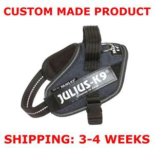 Picture of DENIM, Mini-Mini Julius-K9 IDC® Powerharness