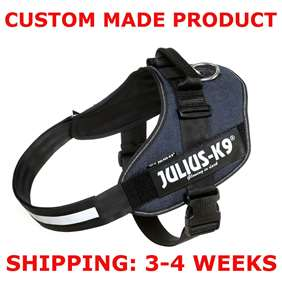 Picture of DENIM, Size 3 Julius-K9 IDC® Powerharness