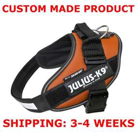 Picture of Kupferorange Size 0 Julius-K9 IDC® Powerharness