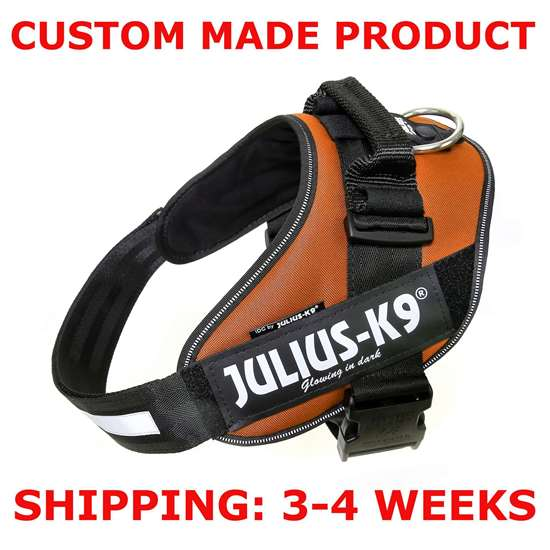 Picture of Kupferorange Size 1 Julius-K9 IDC® Powerharness