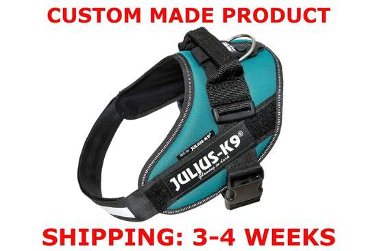 Picture of Petrol Green Julius-K9 IDC® Powerharness, Size 0