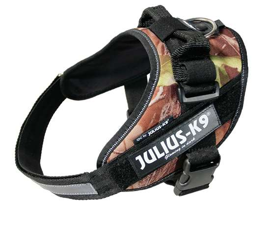 Picture of Woodland, Size 0 Julius-K9 IDC® Powerharness