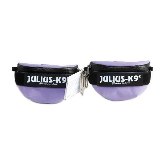 Picture of Purple IDC® Universal Sidebag, large