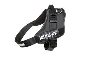 Picture of Black, Size 4 Julius-K9 IDC® Powerharness