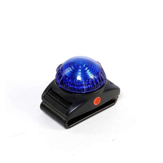 Picture of Led flashing light - Blue