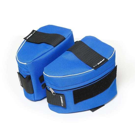 Picture of Sidebag BLUE for IDC Powerharnesses - Size 1-2
