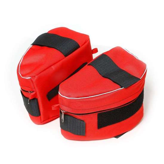 Picture of Sidebag RED for IDC Powerharnesses - Size 1-2