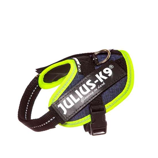 Picture of Jeans with Neon, Baby 2 Julius-K9 IDC® Powerharness