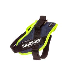 Picture of Jeans with Neon, Mini Julius-K9 IDC® Powerharness