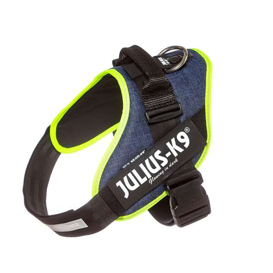 Picture of Jeans with Neon, Size 1 Julius-K9 IDC® Powerharness