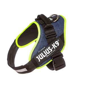 Picture of Jeans with Neon, Size 2 Julius-K9 IDC® Powerharness