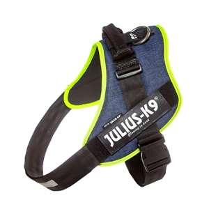 Picture of Jeans with Neon, Size 4 Julius-K9 IDC® Powerharness